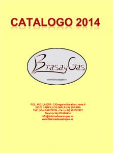 CATALOGO Brasaygas